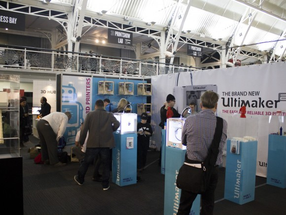 Ultimaker booth