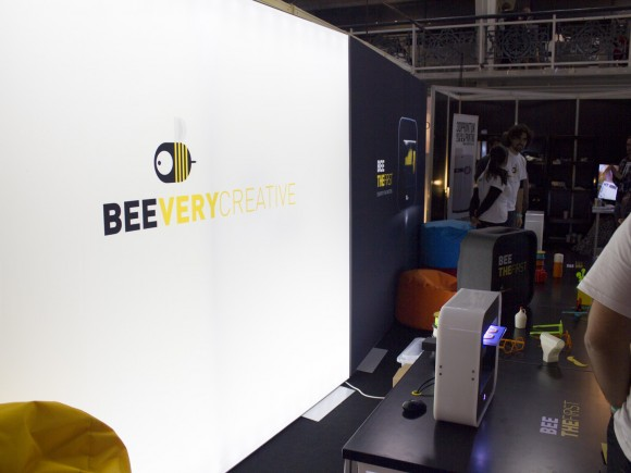 Beeverycreative booth