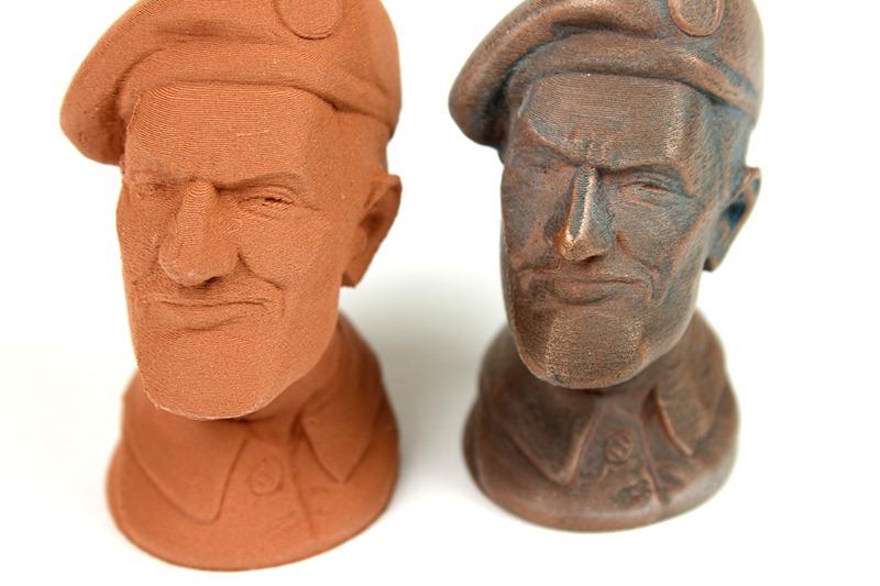 Unpolished vs polished Colonel by Ola Sundberg