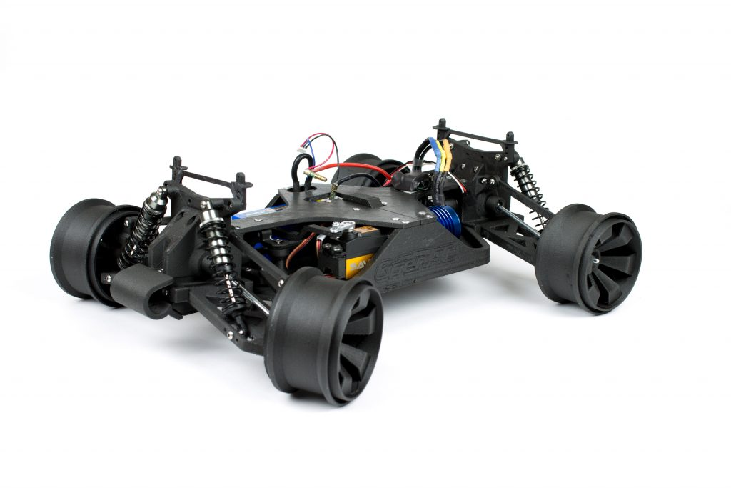 OpenRC 3d printed with XT-CF20