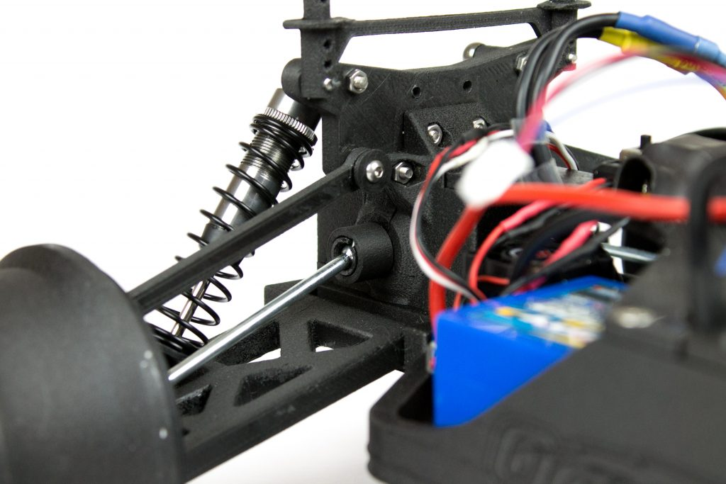 Suspension of OpenRC truggy