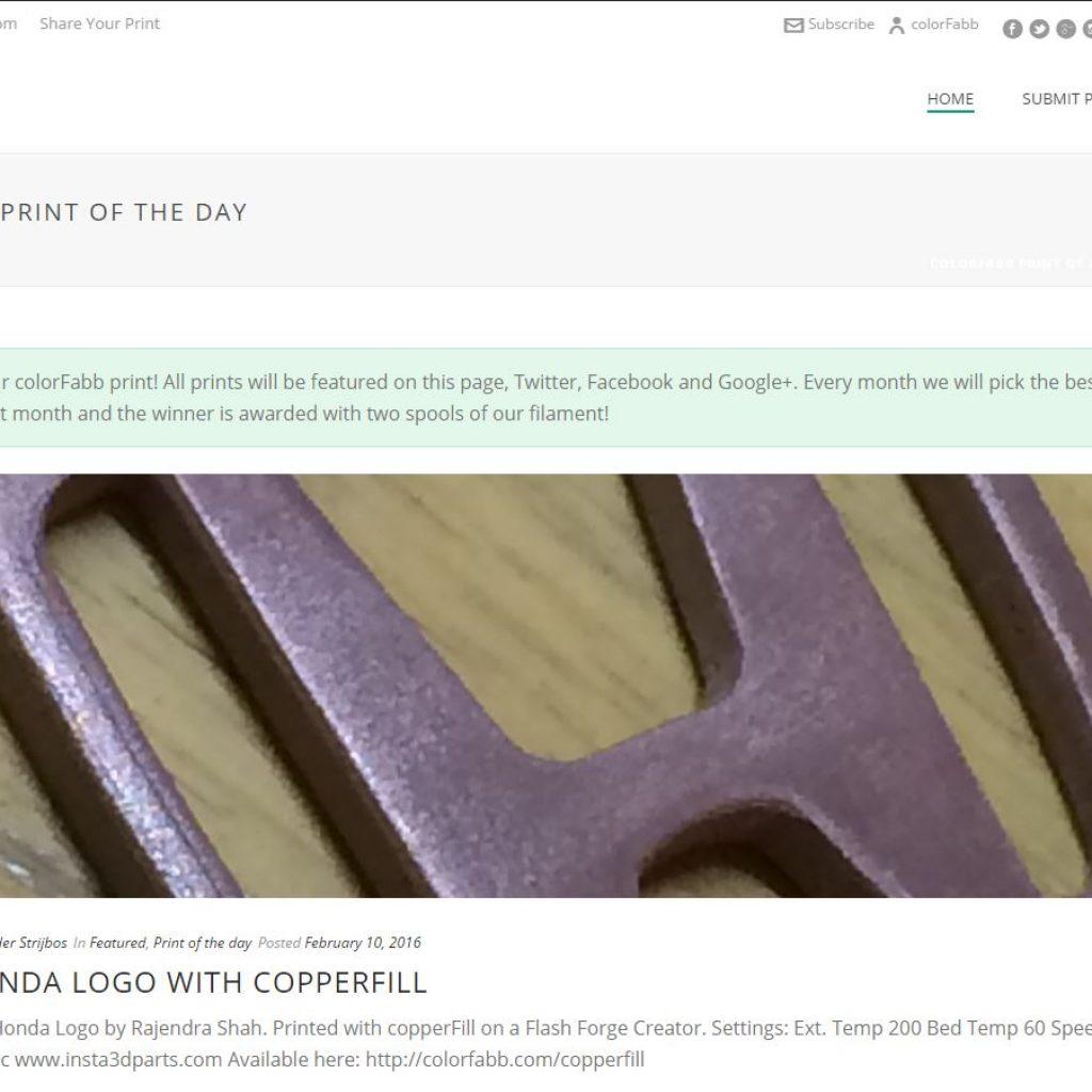 Home - Learn ColorFabb