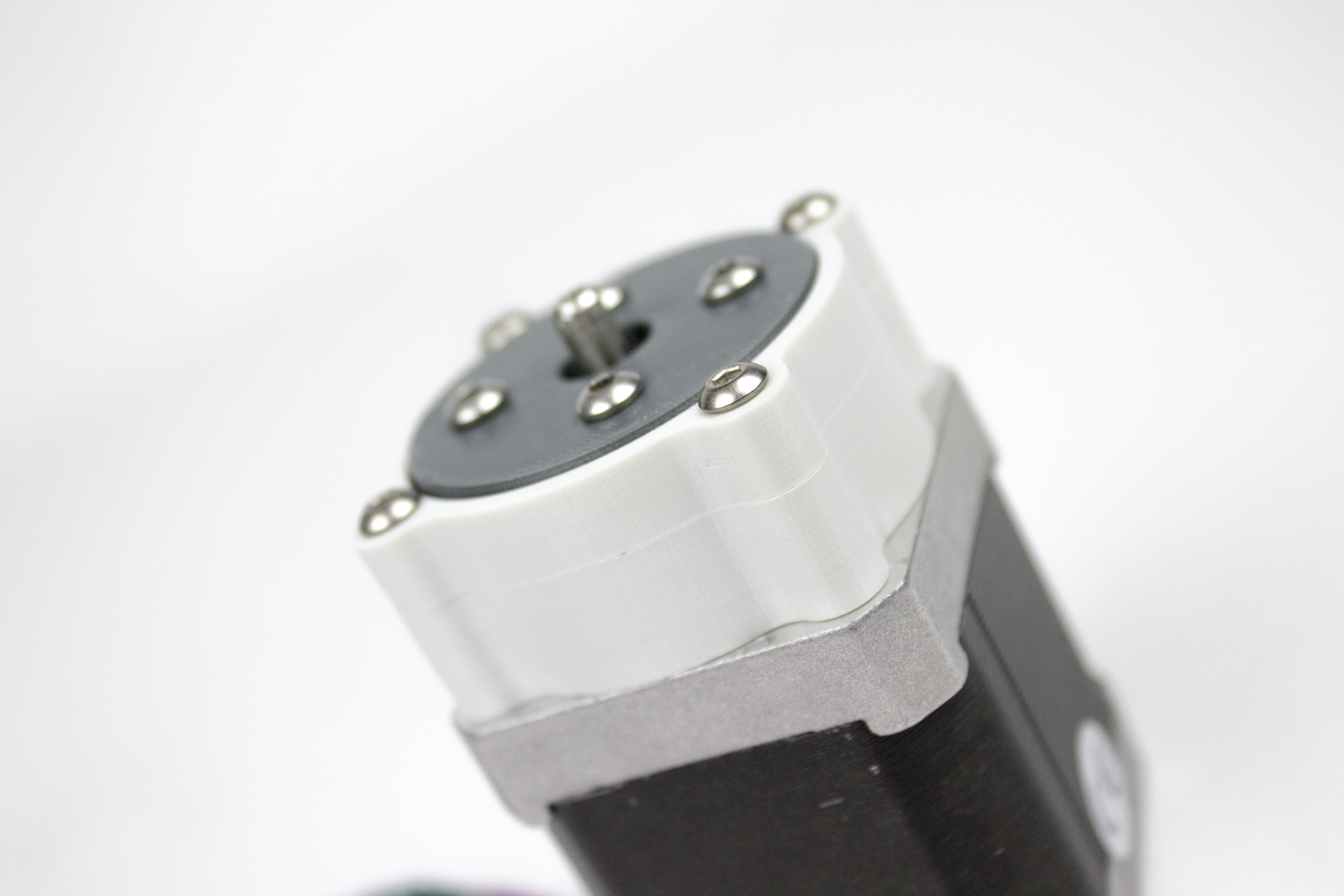 Designed by Kevin: https://www.youmagine.com/designs/nema17-4-1-gearbox