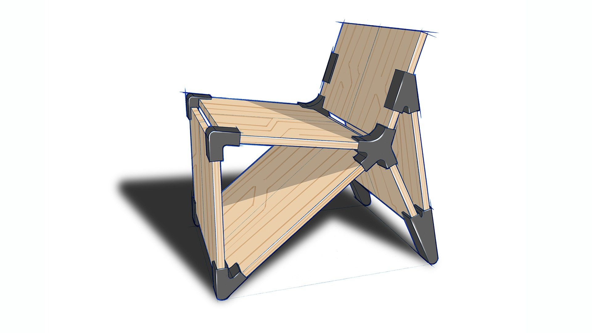 Chair Design Update Learn Colorfabb