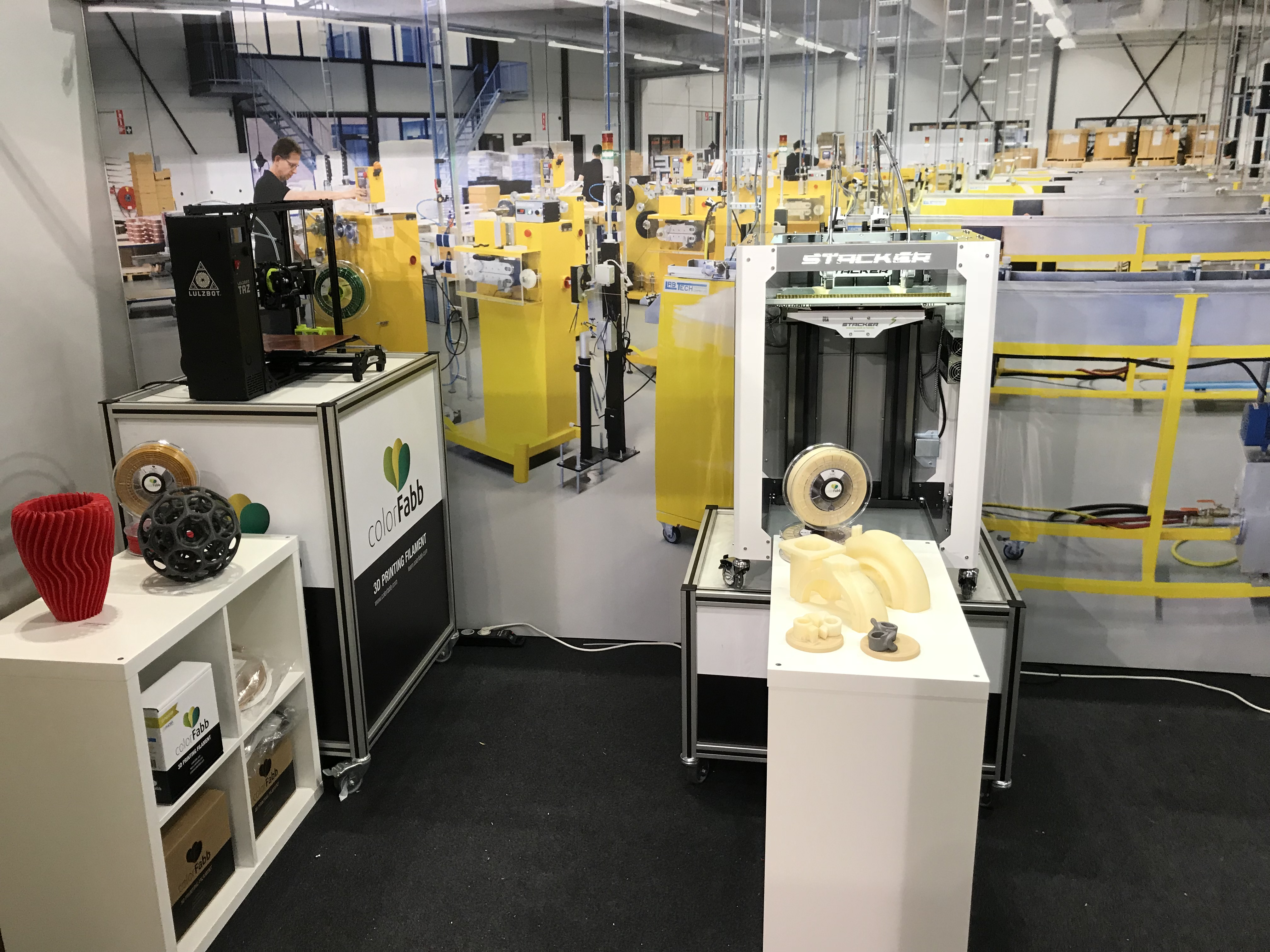 TCT 2017 - Learn ColorFabb