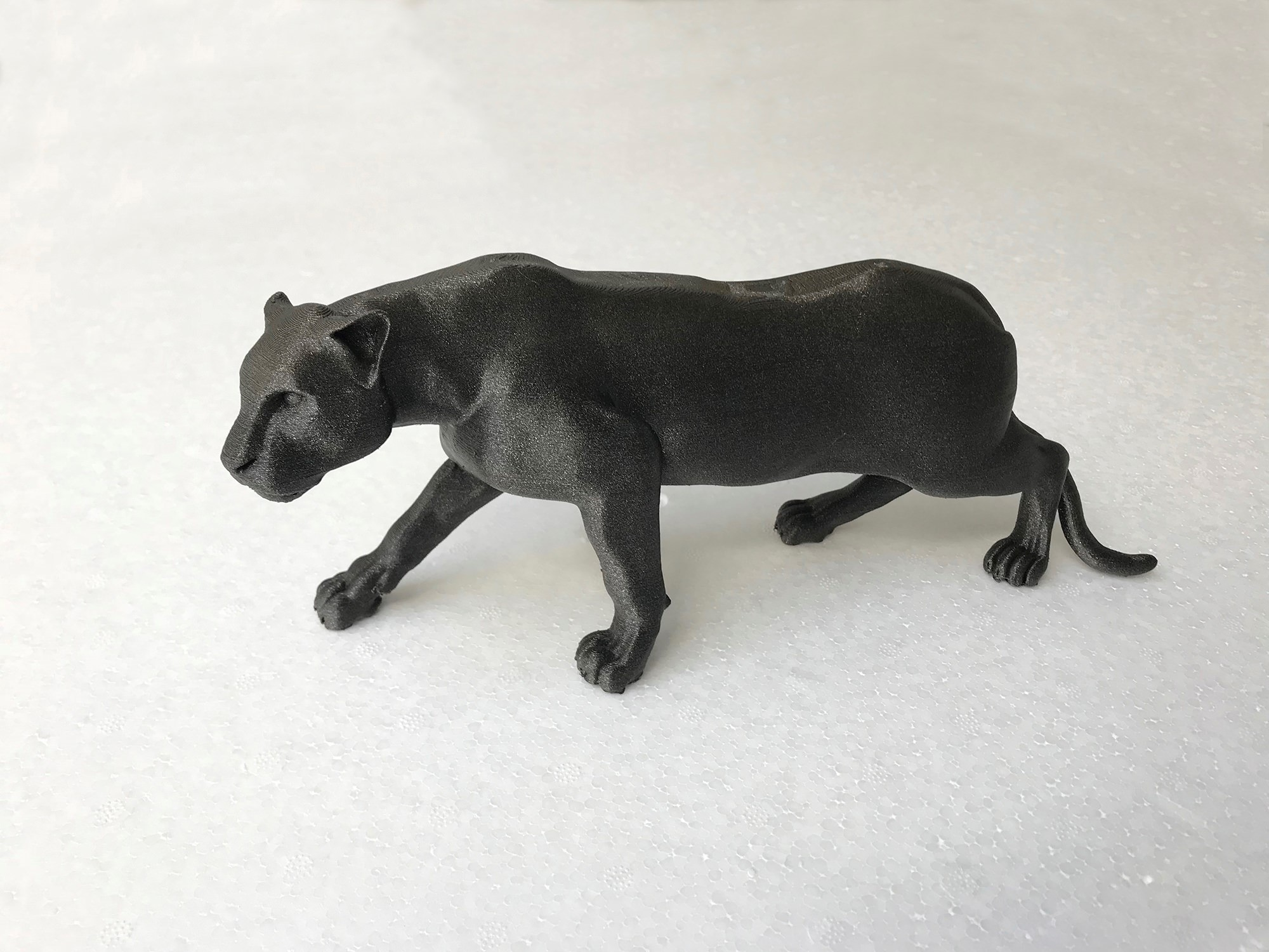 Diamond Black Panther - Learn ColorFabb