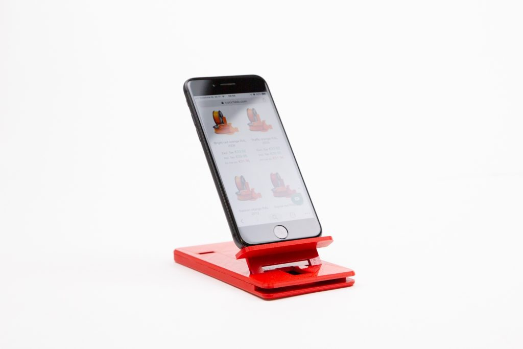 Phone holder - Learn ColorFabb